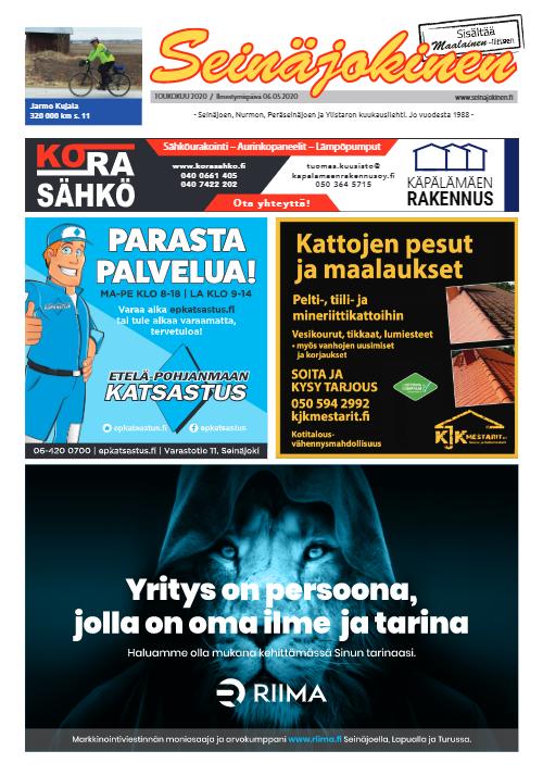 Seinäjokinen 05/2020