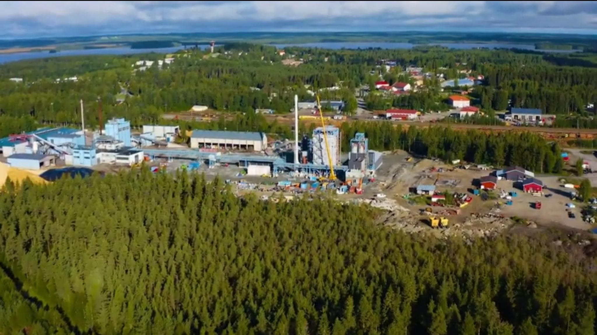 Vapo Oy:n Seinäjoen Haukinevan aktiivihiililaitokselle ympäristölupa ja toiminnan aloittamislupa