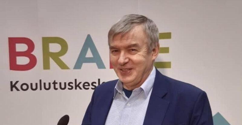 Kalle Lähdesmäki jatkaa Ampumahiihtoliiton puheenjohtajana
