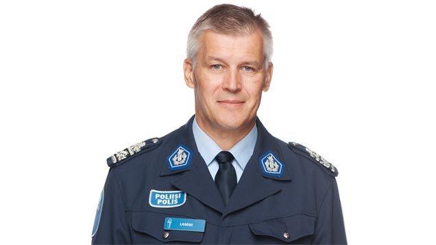 Risto Lammi ei saanut jatkoa sisäministeriössä