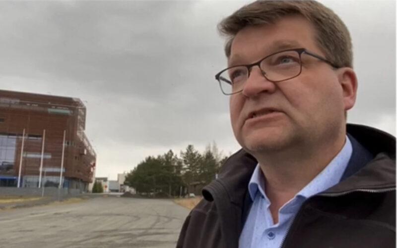 Sedun hallituksen puheenjohtaja Jouko Peltonen: Yli 50 miljoonan investoinnit ammattikoulutuksen ja -opiston tiloihin