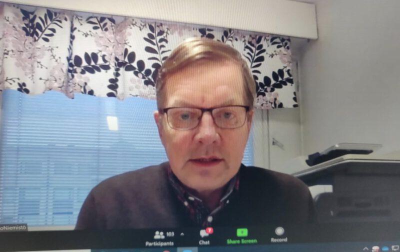 METO:n Jaakko Niemistö: Metsiä hoidetaan Suomessa asiantuntevasti