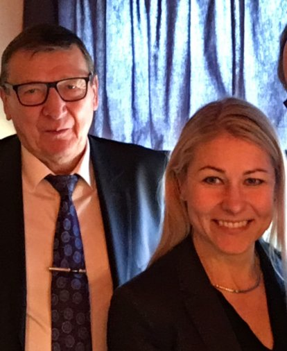 Vistbacka lähtee ehdolle Vaasasta – Kansalaispuolueen ja sinisten vaaliliitto tavoittelee kahta tai jopa kolmea paikkaa