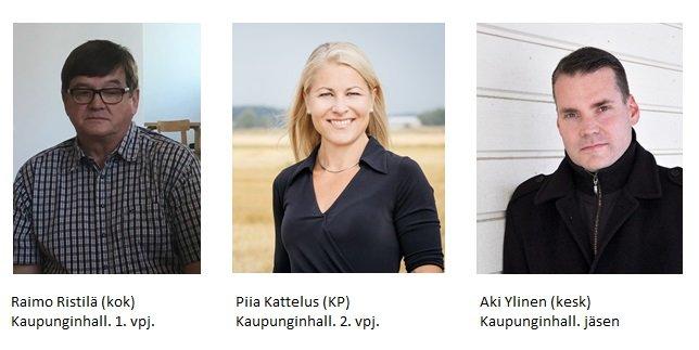 Seinäjokinen-lehti kysyi: Valtaosa kaupungin-hallituksesta vaikenee laittomasta materiaalista kirjastossa – jopa puheenjohtaja Kivisaari