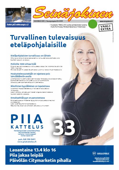 Seinäjokinen 04/2019