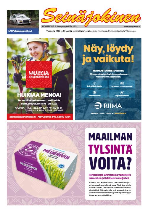 Seinäjokinen 06/2019