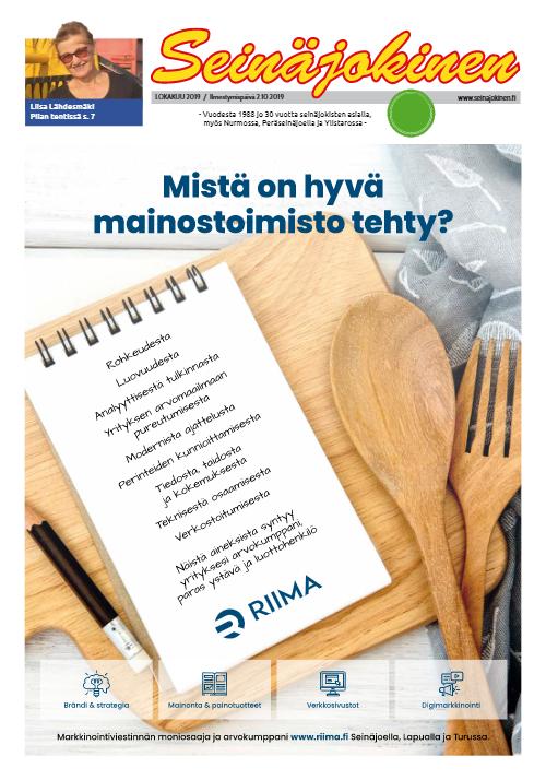 Seinäjokinen 10/2019