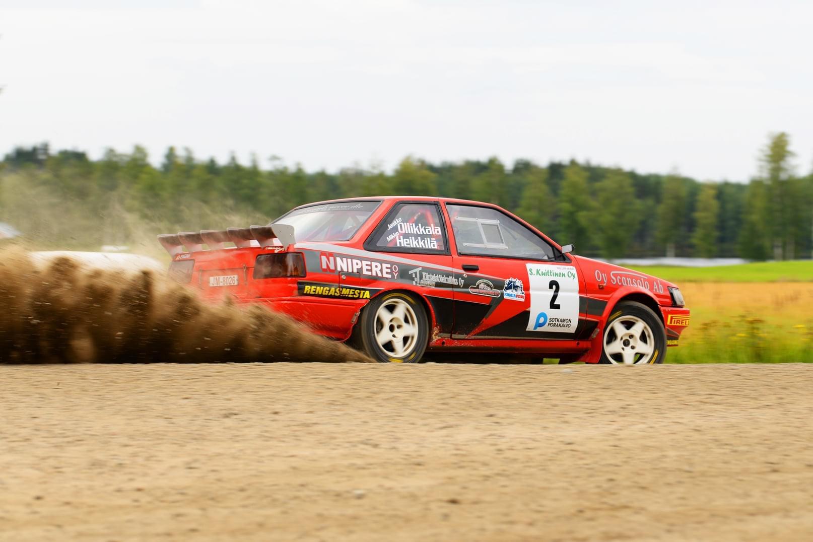 Kyröön Ralli tekee comebackin – ralli ajetaan syyskuussa Isossakyrössä