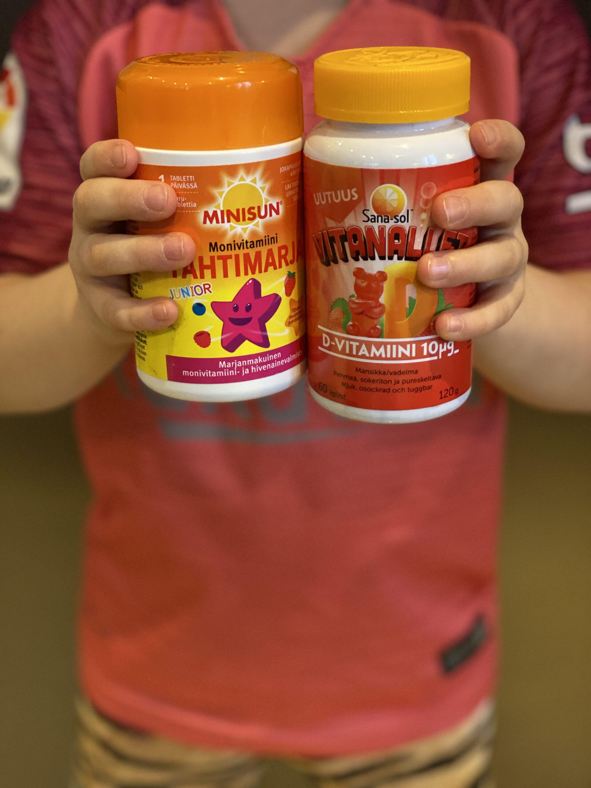 Vegaaniruokavalio muokkaa merkittävästi pikkulasten aineenvaihduntaa: D- ja A-vitamiineista puutosta