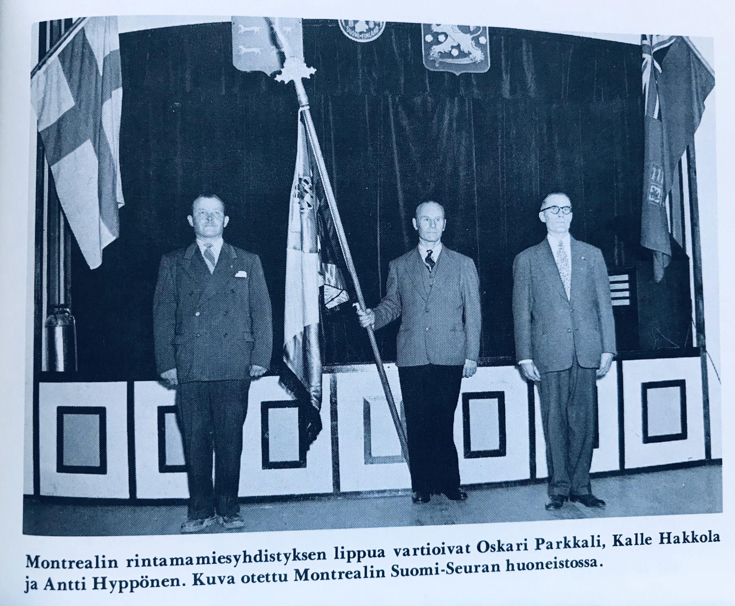 Kanadan suomalaisten historia tallennettu
