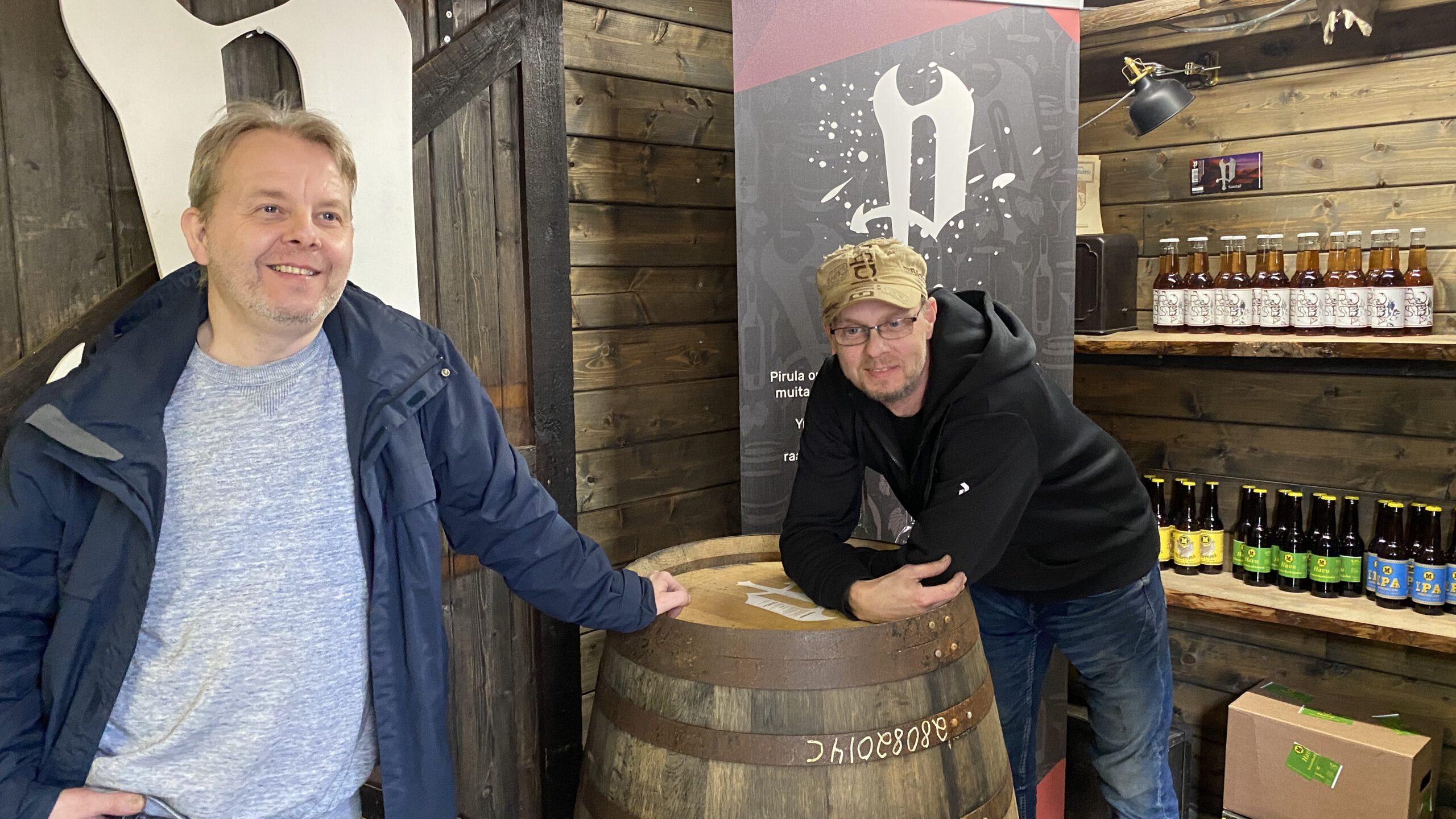 Ylistarolaisen viinitila Pirulan osakeanti avautui – sijoittajat innostuivat