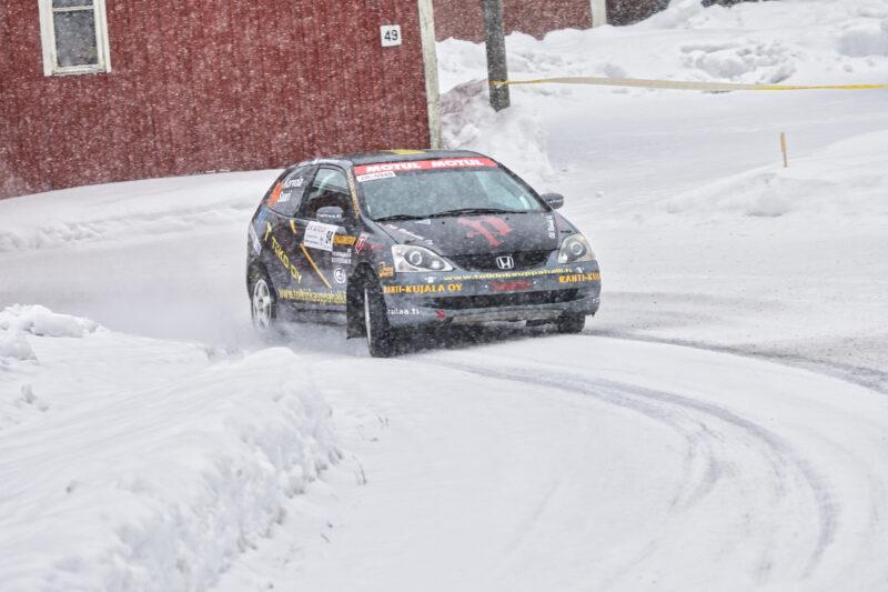 Korvola Racing ykkönen Kouvolassa