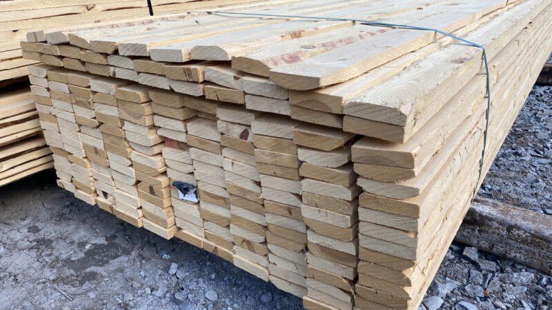 MTK: Puutavarasta voi tulla pulaa – terassien ja talojen rakentajille ei loppukesästä ole tavaraa
