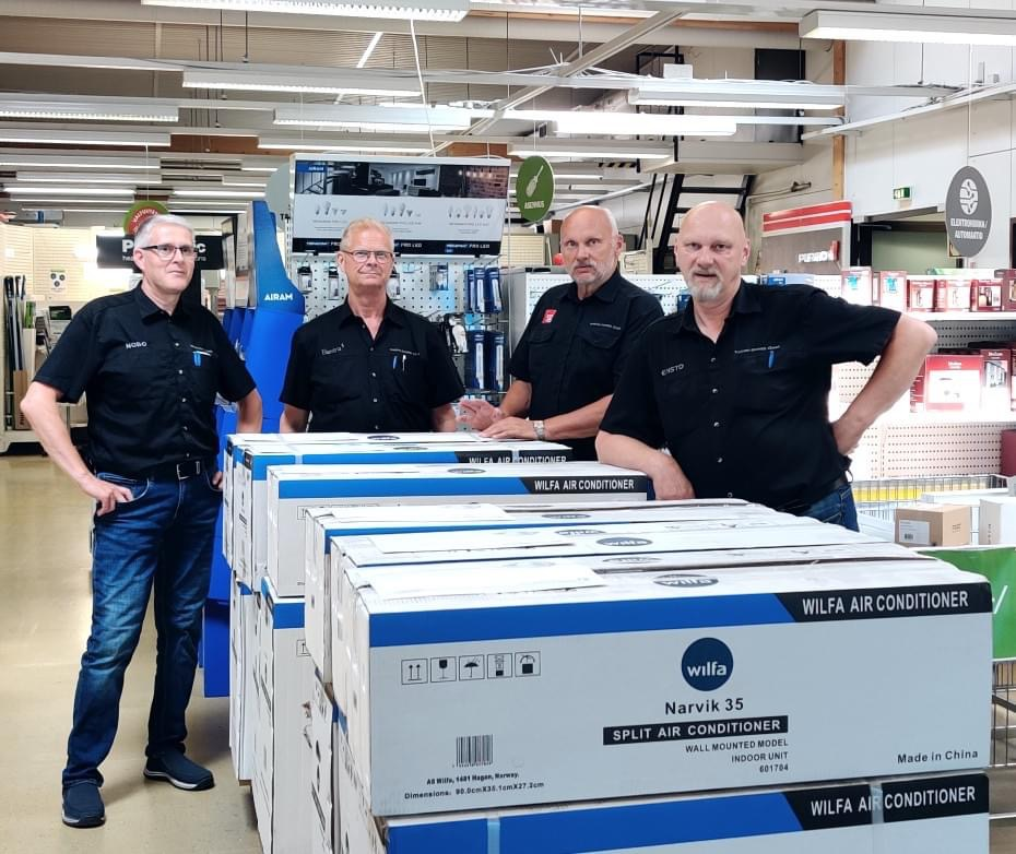 Pohjois-Suomen Sähkö Oy täyttää 100 vuotta