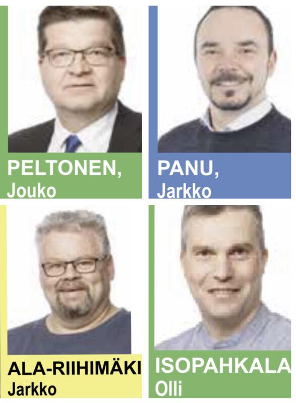 Valtuustoaloitteita Nurmon koulukeskuksen ja -hallin alueen kehittämisestä, Peräseinäjoen pyörätiestä ja henkilöstön bonuksista